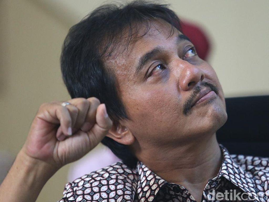 Roy Suryo: Ada yang Cari Muka lewat Isu Larangan Bicara dari SBY
