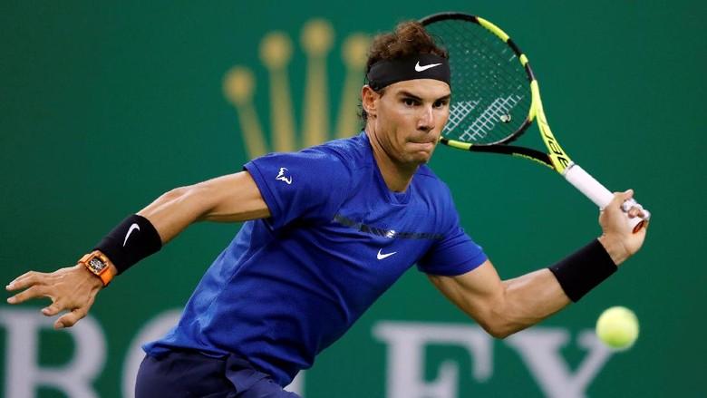 Nadal dan Federer Lewati Rintangan Pertama di Shanghai Masters