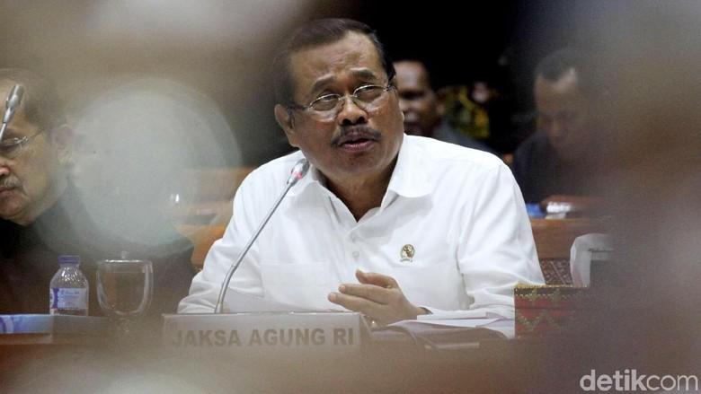 Jaksa Agung Dukung Buwas soal Cincang Oknum Lapas Terlibat Narkoba