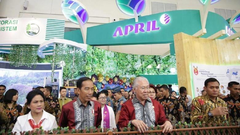 Jokowi Minta Tingkatkan Ekspor, Perusahaan Ini Sudah Rambah 70 Negara