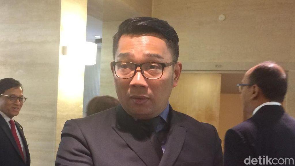 Ridwan Kamil Klaim Janji Politik Tinggal LRT dan Cable Car