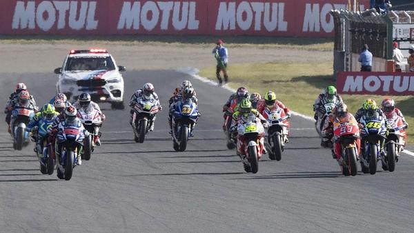 Dominasi Rider Spanyol di MotoGP Jepang