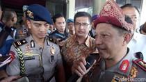 Amunisi SAGL Brimob Disimpan TNI, Kapolri: No Comment