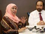 PDIP Usung Gus Ipul-Anas, Khofifah: Dua-duanya Kawan Saya
