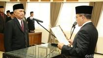 Djajat Sudrajat Resmi Jabat Sekretaris Kabupaten Banyuwangi