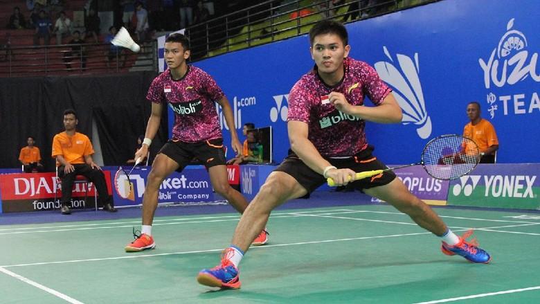 Indonesia Hadapi China di Perempatfinal