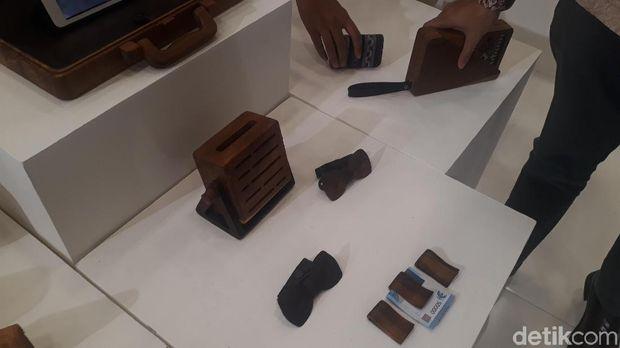 Produk kerajinan dari kayu
