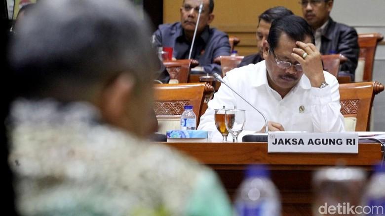 Novanto Minta Dilindungi, Jaksa Agung: Kita Tak Punya Kapasitas Itu