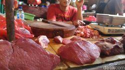 Sempat Tembus 130.000/Kg, Harga Daging Sapi Kini Rp 120.000/Kg