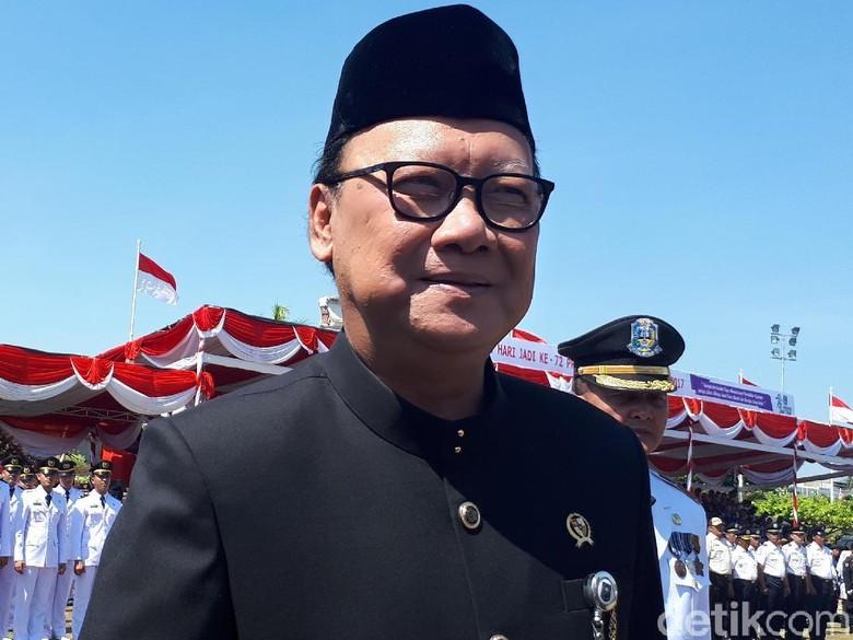 Mendagri Bicara Etika Jangan Saling - Surabaya Menteri Dalam Negeri Tjahjo Kumolo menyebut etika politik yang dijaga menjadi salah satu indikator suksesnya tak boleh