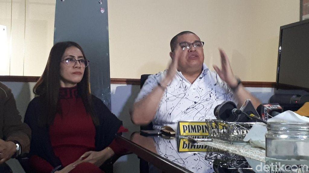 Sakit Hati Disuruh Tes DNA dengan Kambing, Putri Stagi Polisikan Ferry Juan