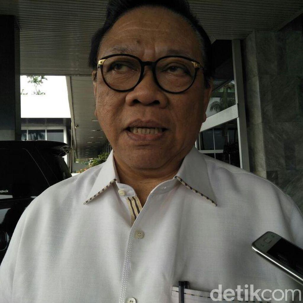 Prabowo Ambisi Nyapres, Agung Laksono: Harusnya Regenerasi