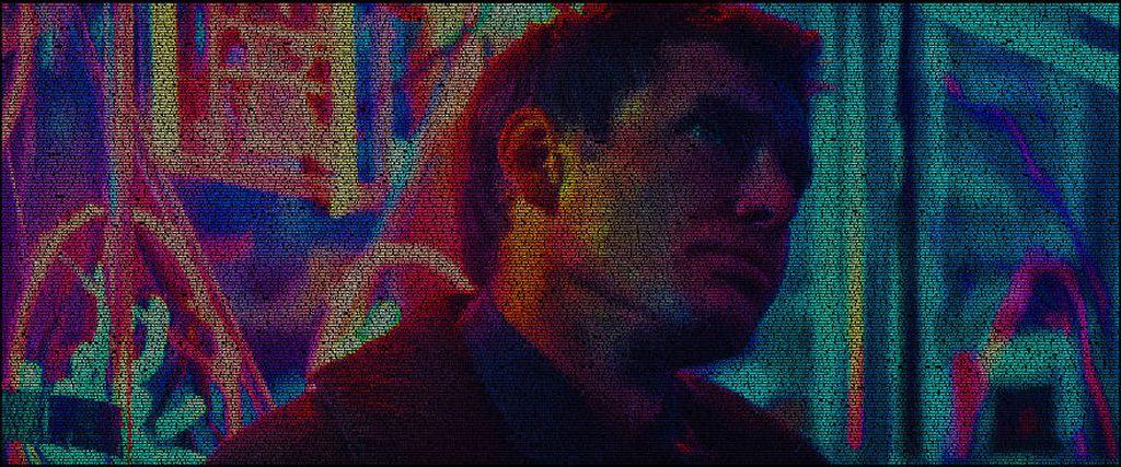 Nih foto pemeran utama Rick Deckard muda saat di film Blade Runner. Ganteng yaa.... Bored Panda/Robotic Ewe.