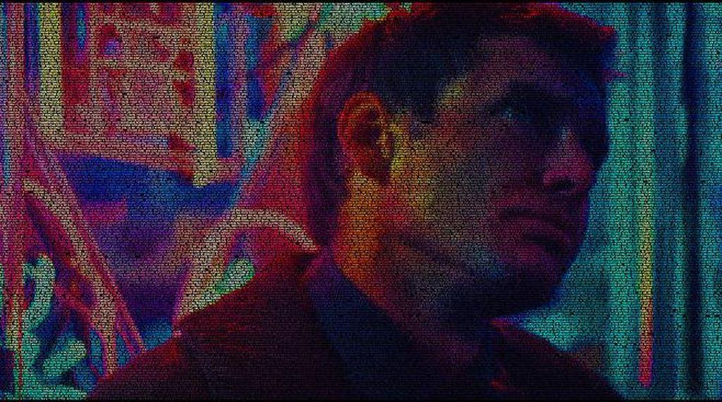 Keren! Seniman Ini Buat Tipografi Film Blade Runner