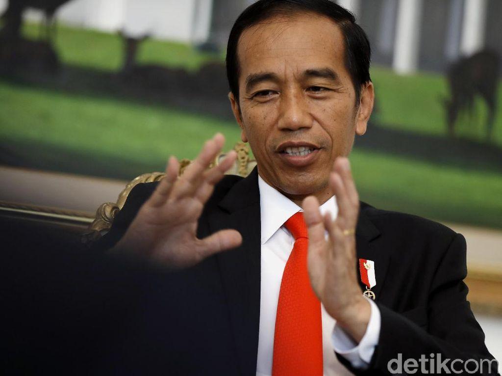 Saksikan Wawancara Khusus Jokowi Soal 3 Tahun Kabinet Kerja Besok