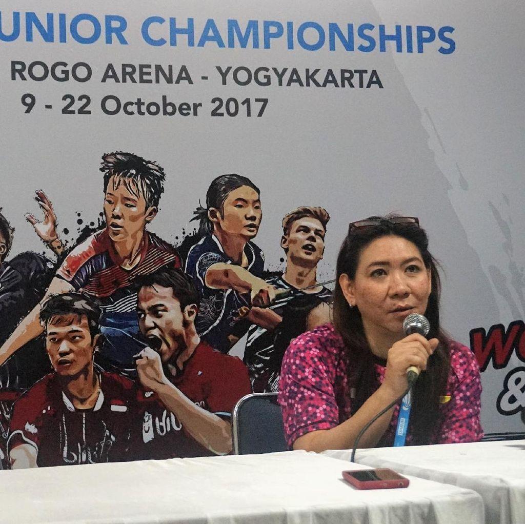 Indonesia Terhenti di Perempatfinal, Ini Komentar Susy Susanti