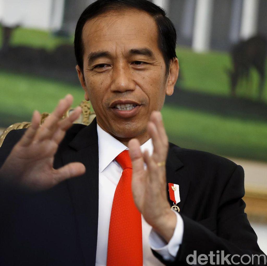 Dalam Sehari, Jokowi Sambangi Semarang, Garut dan Bandung