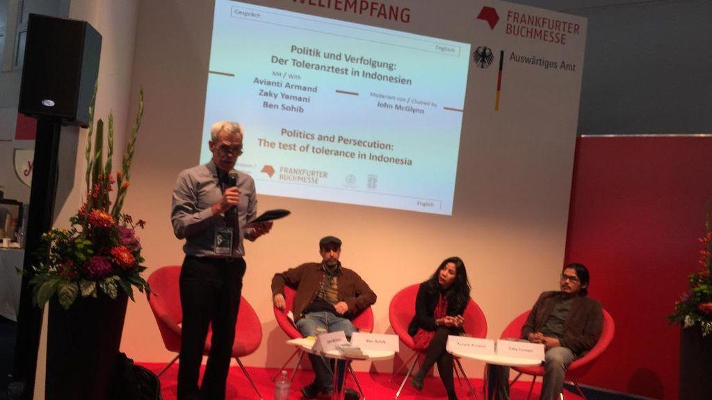 Habib Rizieq dan FPI Disebut-sebut di Frankfurt Book Fair 2017