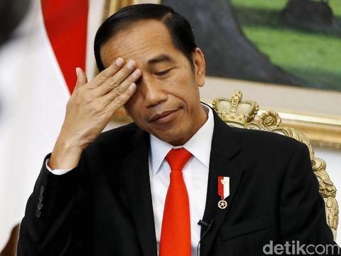 Naik-Turun Kepuasan Rakyat Terhadap Pemerintah, Ini Kata Jokowi