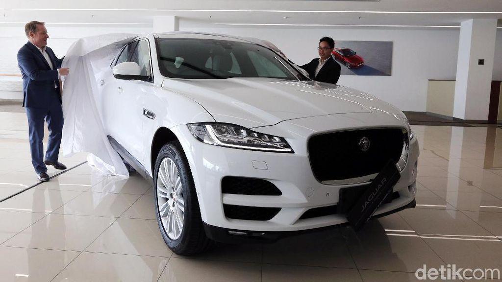 Ini Alasan Jaguar, Kenapa F-Pace Kurang Laris di Indonesia