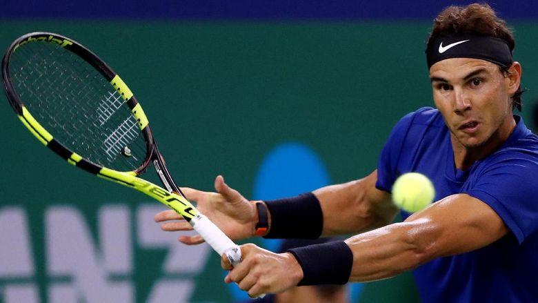 Nadal Jumpa Dimitrov di Perempatfinal