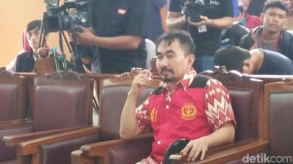 Eksepsi Kasus Pencabulan, Aa Gatot Klaim Majukan Film Indonesia