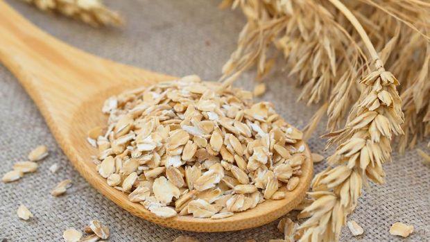 Gandum (Oatmeal)