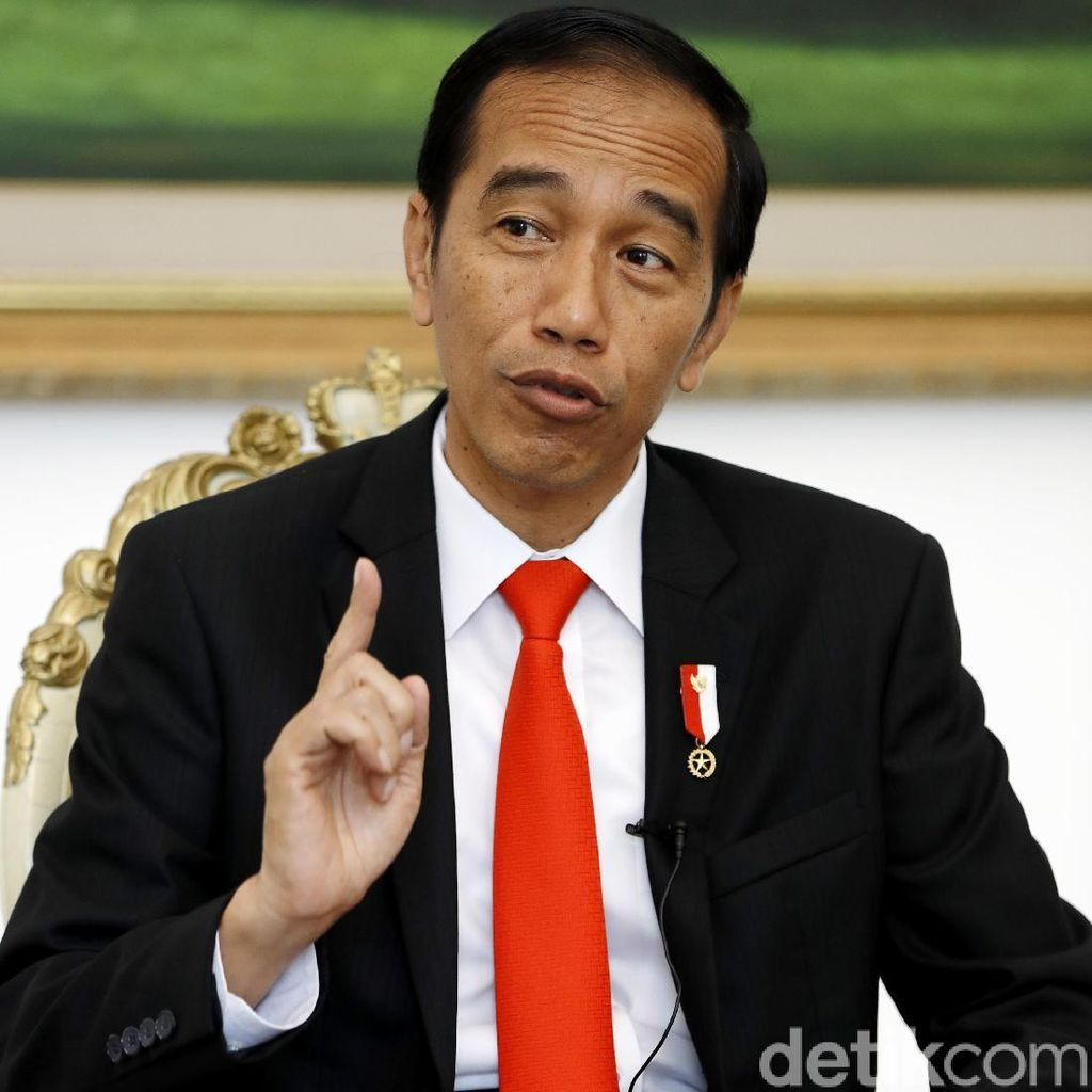 Besarnya Perhatian Jokowi pada Isu Narkoba dan Pungli
