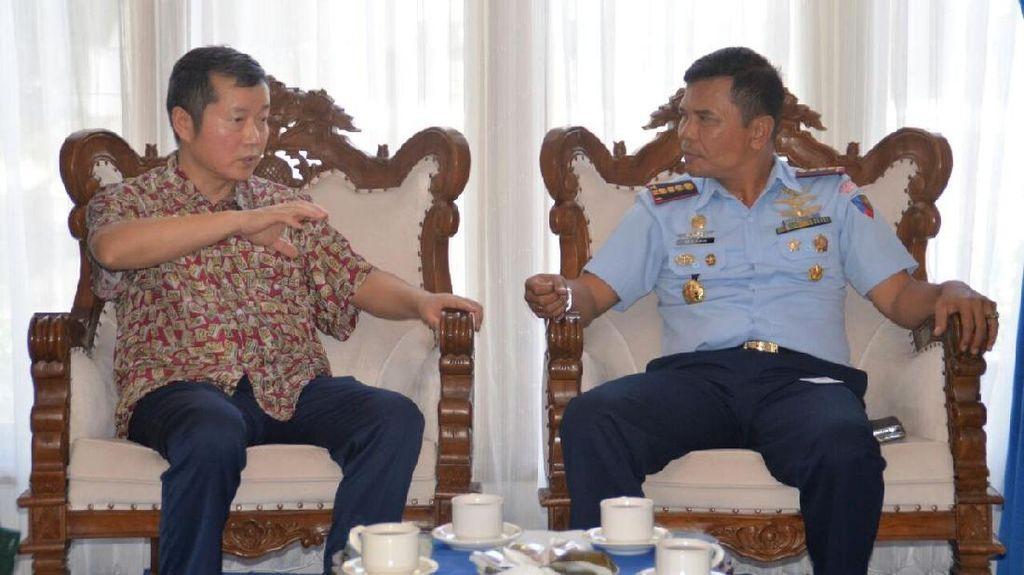 China Cek Keamanan Warganya di Bali Terkait Gunung Agung