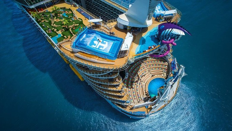 Symphony of the Seas (dok Royal Caribbean)