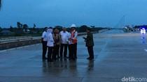 Resmikan Tol Palindra, Jokowi: Ini Diimpikan Sejak Zaman Belanda