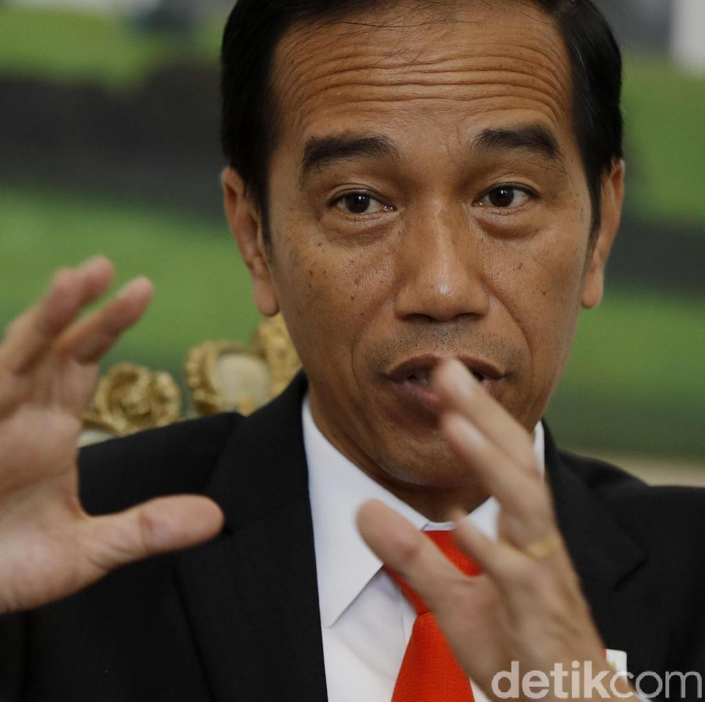 Jokowi: Gubernur Jangan Banyak Bikin Aturan, DPR Cukup 1-2 UU