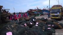 Ratusan Alat Tangkap Ramah Lingkungan untuk Nelayan Jabar