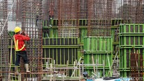 Pembangunan Rusunawa Pasar Rumput Terus Dikebut