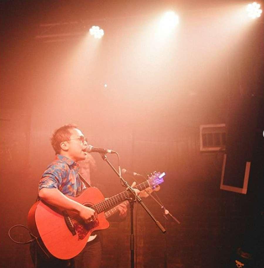 Sandhy Sondoro Sukses Pukau Inggris Lewat 3 Konser