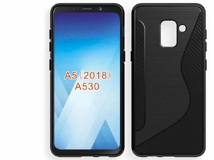 Bocoran Galaxy A5 2018. Foto: istimewa