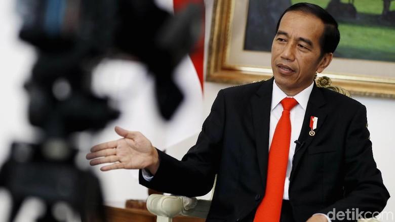 Novanto Minta KPK Izin Presiden, Jokowi: Buka Undang-undangnya