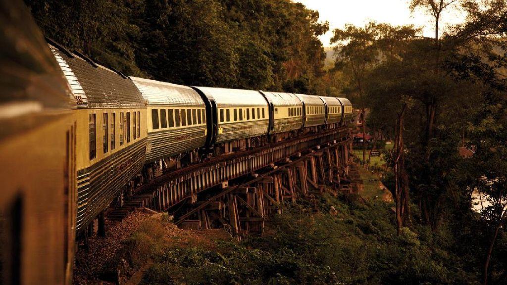 Kisah Jalur Kereta Api Kematian di Thailand