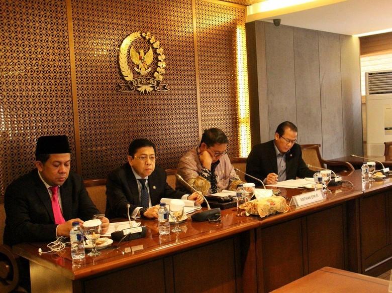 Novanto Hadir di Rapim, Taufik Kurniawan: Dia Banyak Mendengarkan