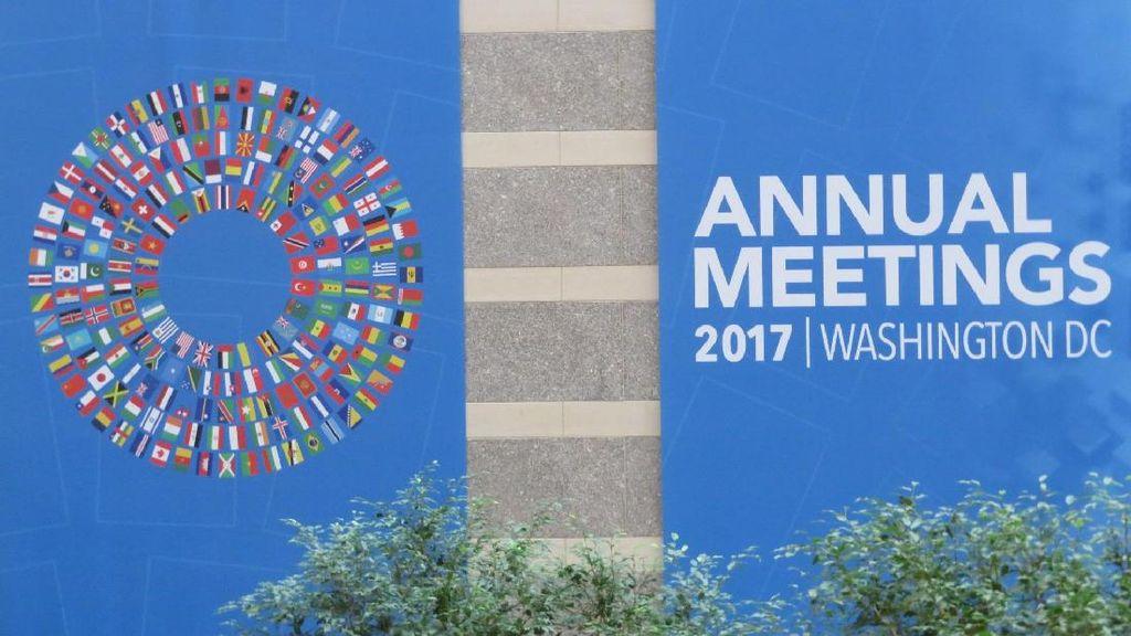 Analisa IMF Soal Nasib Ekonomi China, India Hingga RI