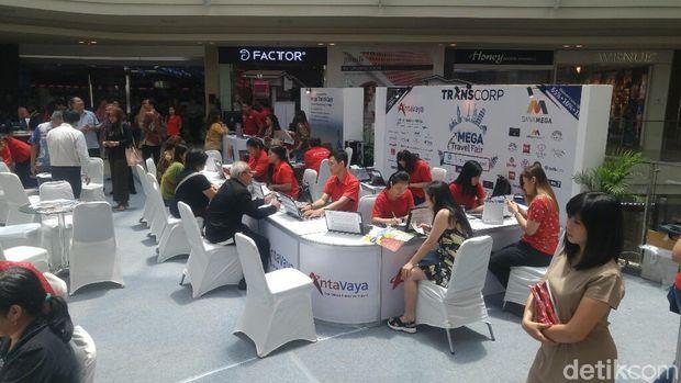Saatnya Berburu Paket Wisata Murah di Mega Travel Fair Semarang!