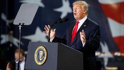 Trump Mengklaim Kekalahan ISIS di Raqqa Suriah karena Dirinya