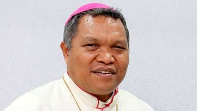 Penjelasan Keuskupan Ruteng soal Uskup yang Disorot Media Asing