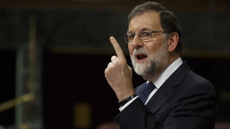 Spanyol Jatuhkan Ultimatum kepada Catalunya