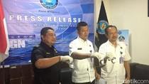 BNN Tangkap Penyelundup Sabu Jaringan Batam-Lombok di Praya