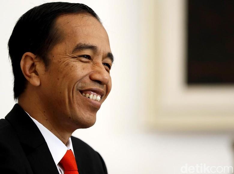 Jokowi ditanya soal pendamping di 2019 ketika jokowi ditanya soal pendamping di 2019 reheart Choice Image