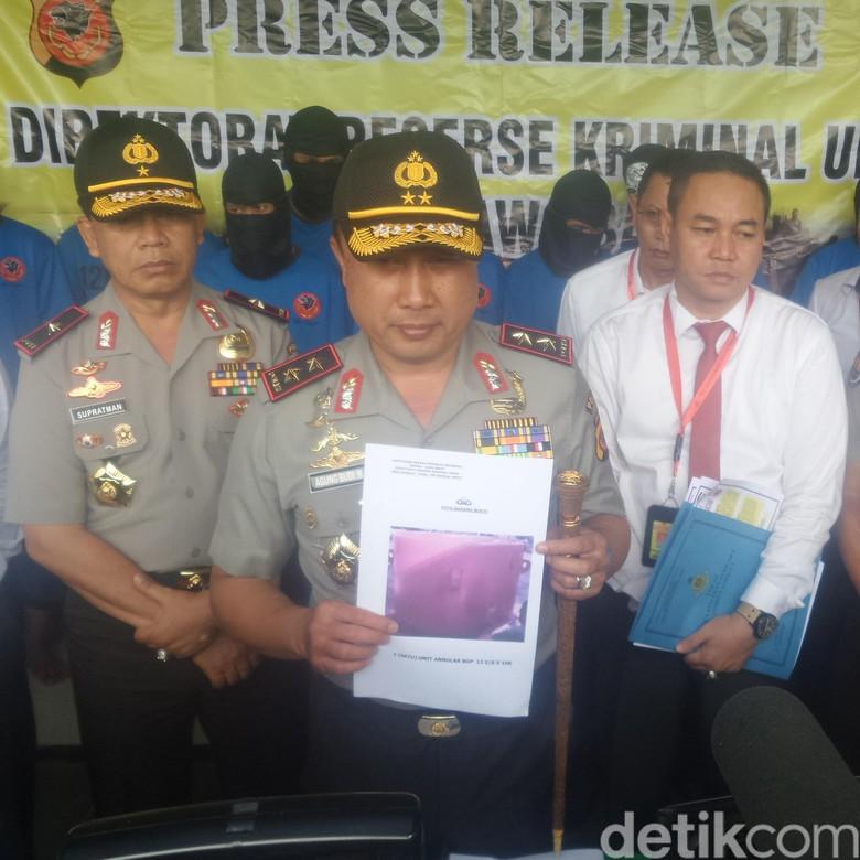 Polda Jabar Tangkap Pencuri Alat Bor Rp 11 M Milik Pertamina