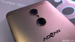Advan A8, Ponsel Kamera Ganda Super Aman