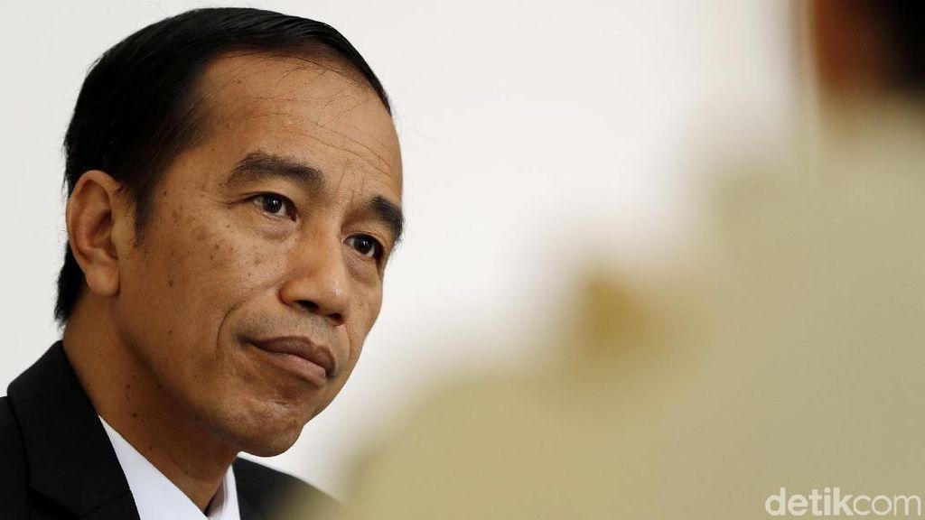 Jokowi: 3 Kali Groundbreaking Rel KA di Sulsel Belum Jadi Juga