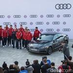 Audi Bagi-bagi Mobil ke Seluruh Pemain Bayern Munich